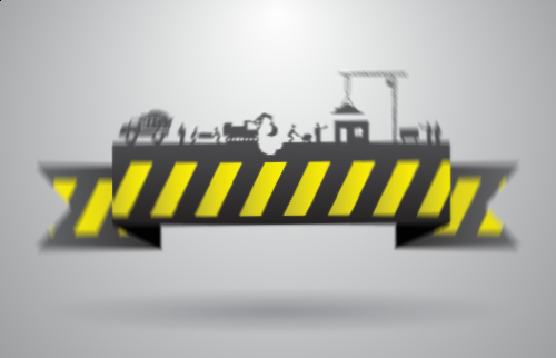 Building Site Header